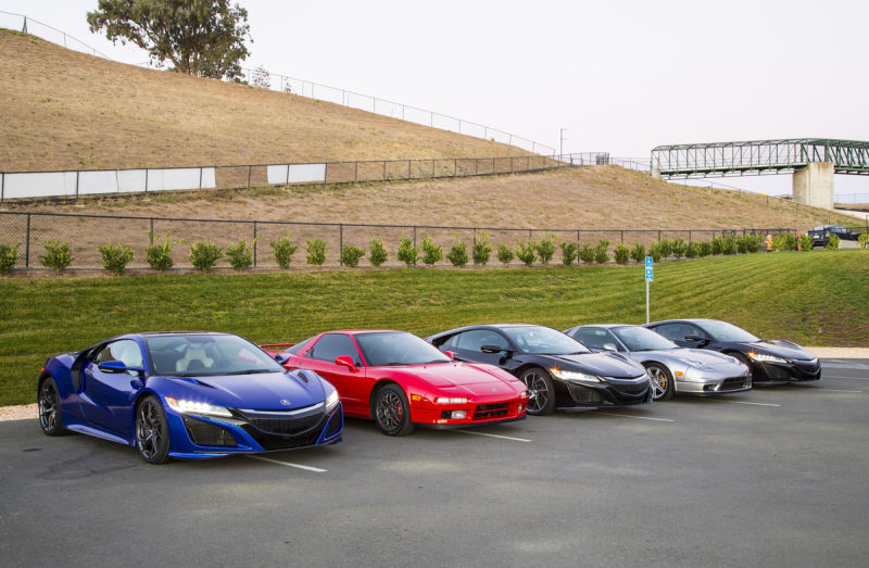Welcome to Acura NSX