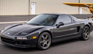 1991 Acura NSX Custom Wheels