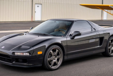 1991 Acura NSX Custom Wheels