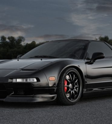 1992 Acura NSX Custom Wheels
