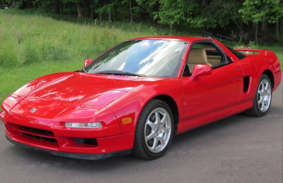 2000 Acura NSX