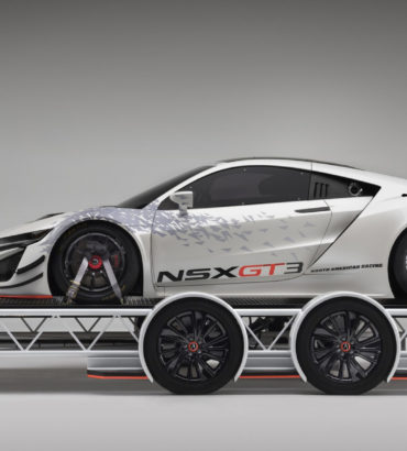 2017 Acura- NSX GT3 for SEMA