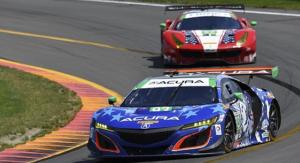 2017 Acura NSX GT3 Racing