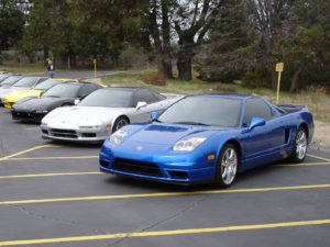Acura NSX First-Generation