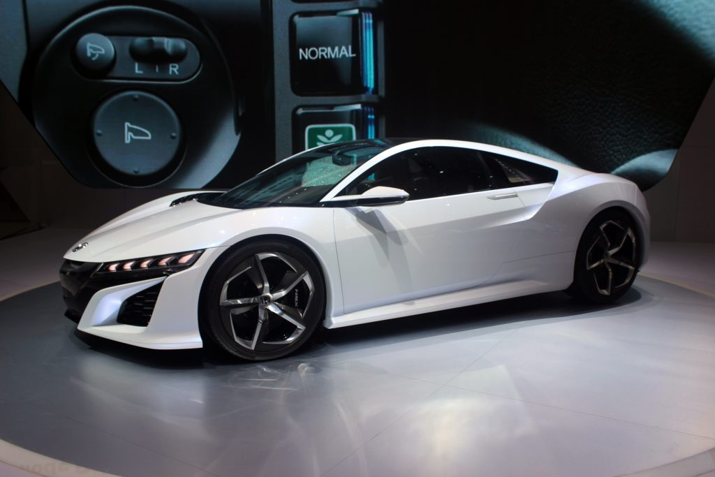 Acura NSX Concept Indonesia International Motor Show 2014