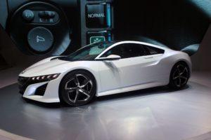 Acura NSX Concept Indonesia International Motor Show 2014