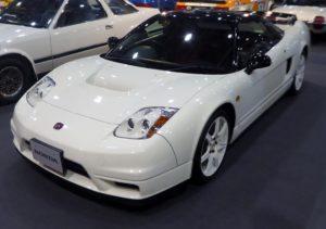 Honda NSX-R Mid-year 2002 post-facelift