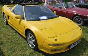 1997 Honda NSX-T