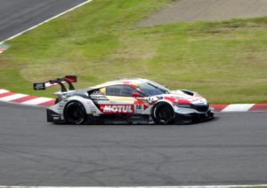 No. 16 Motul Mugen Acura-NSX-GT 2017 Suzuka 1000km