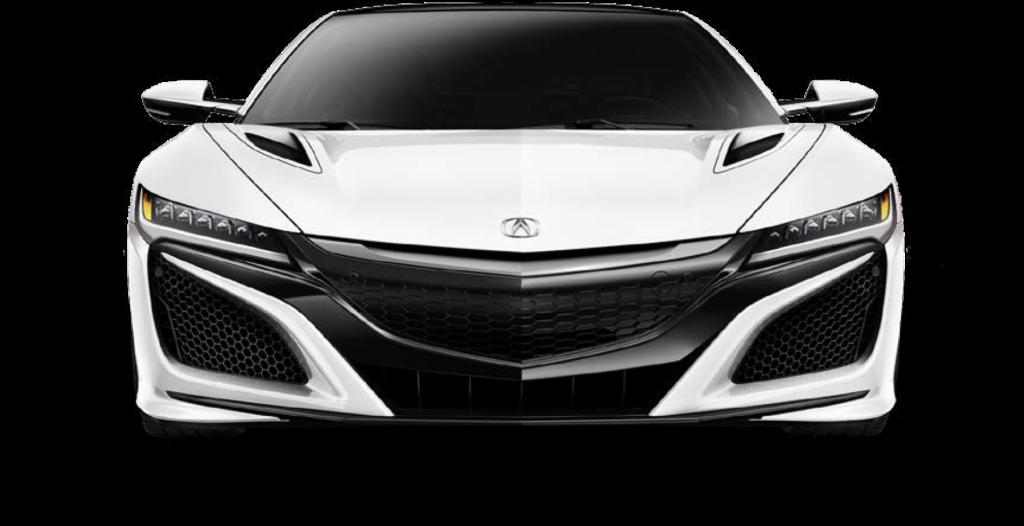 Acura NSX Second-Generation