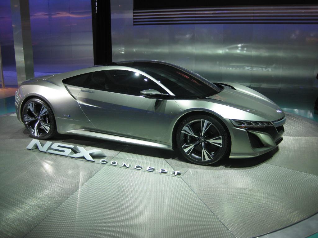 Acura NSX Concept 2012 North American International Auto Show